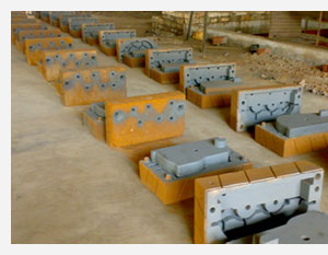 Manufacturer of Grey Cast Iron Castings - Kamani Foundry
